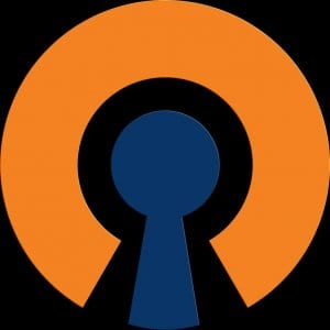 Do you want to use the OpenVPN in Android, you need a third party VPN client such as OpenVPN Connect.