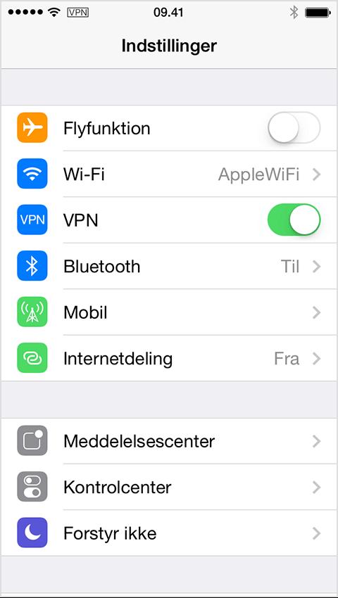 toggle vpn ios iphone ipad ipod